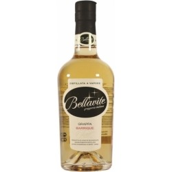 Grappa di Moscato Barrique Bellavite